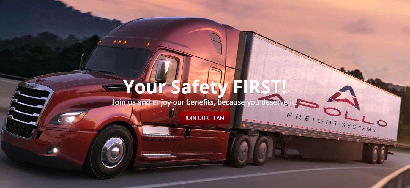 Vodeća transportna kompanija u Čikagu traži vozače