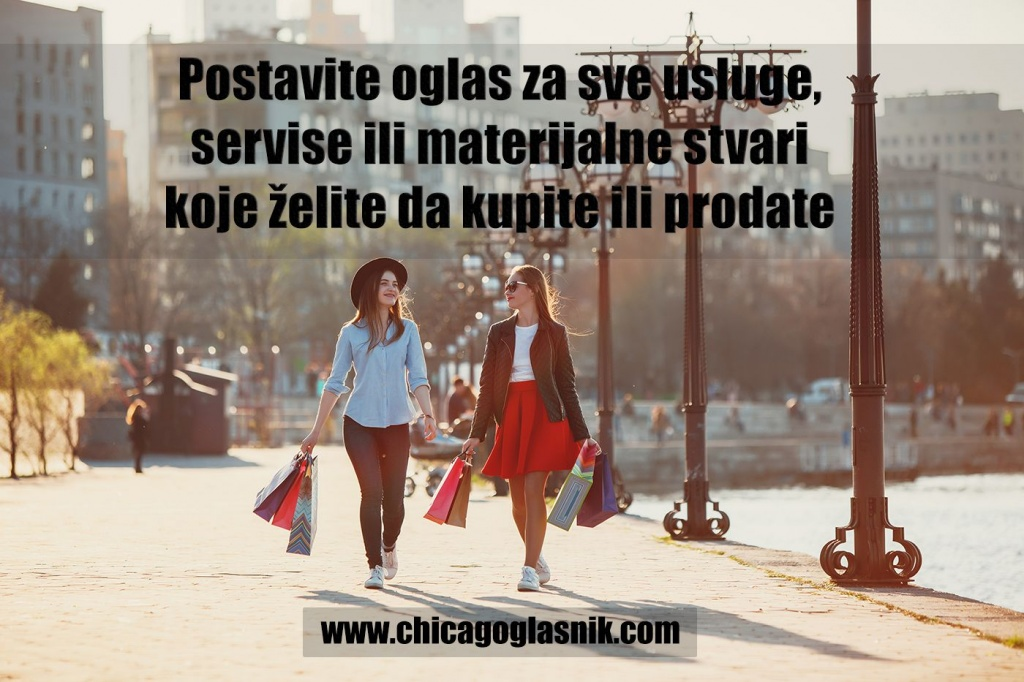 Oglasi prodaja Chicago Glasnik