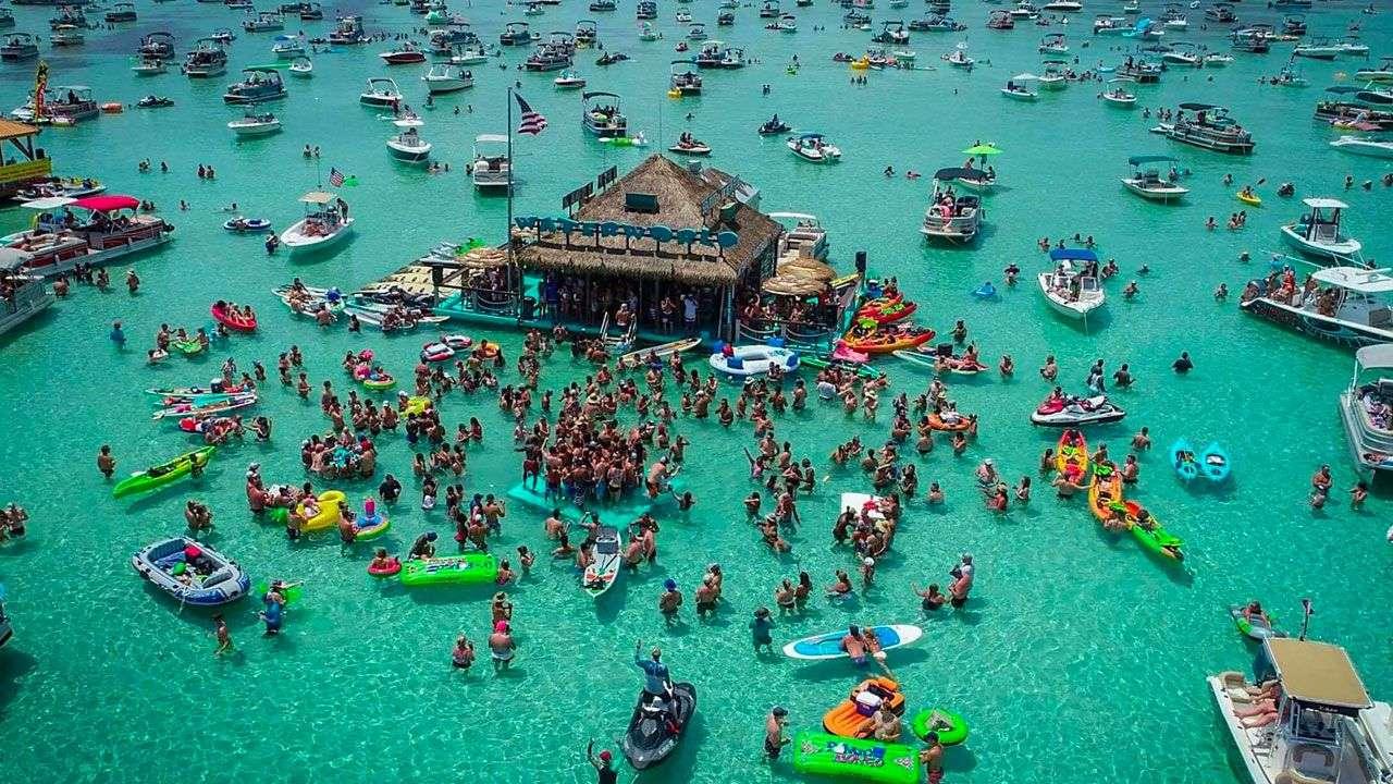 Glasnik Preporuka za odmor – Crab Island Florida