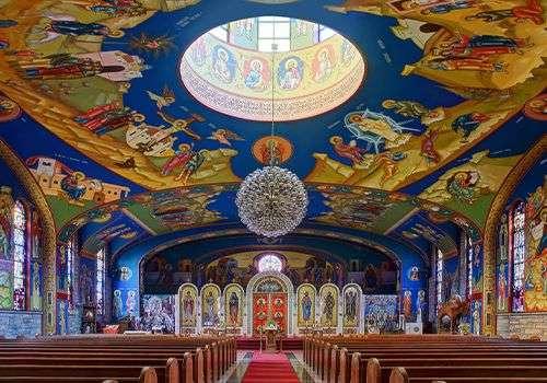 Serbian Orthodox Church Holy Resurrection