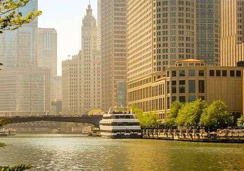 Chicago River Chicago Glasnik