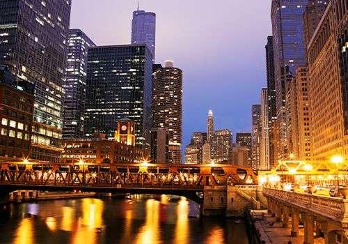 Kako je Čikago od malog vojnog utvrđenja postao metropola