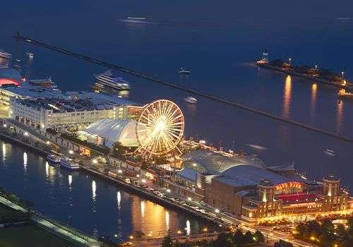 Navy Pier – Najposećenija destinacija u Čikagu!