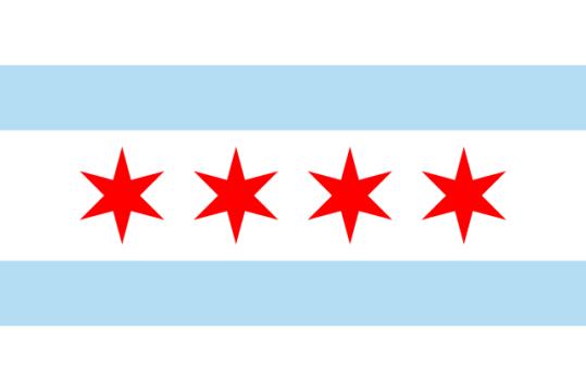Da li znate kako je nastala zastava grada Čikaga?