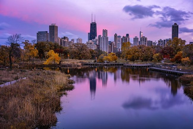 lincoln park chicago glasnik