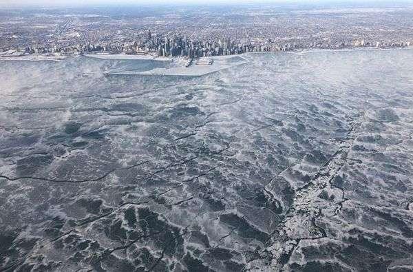 Čikago – od srede ledena kiša, za vikend sneg!