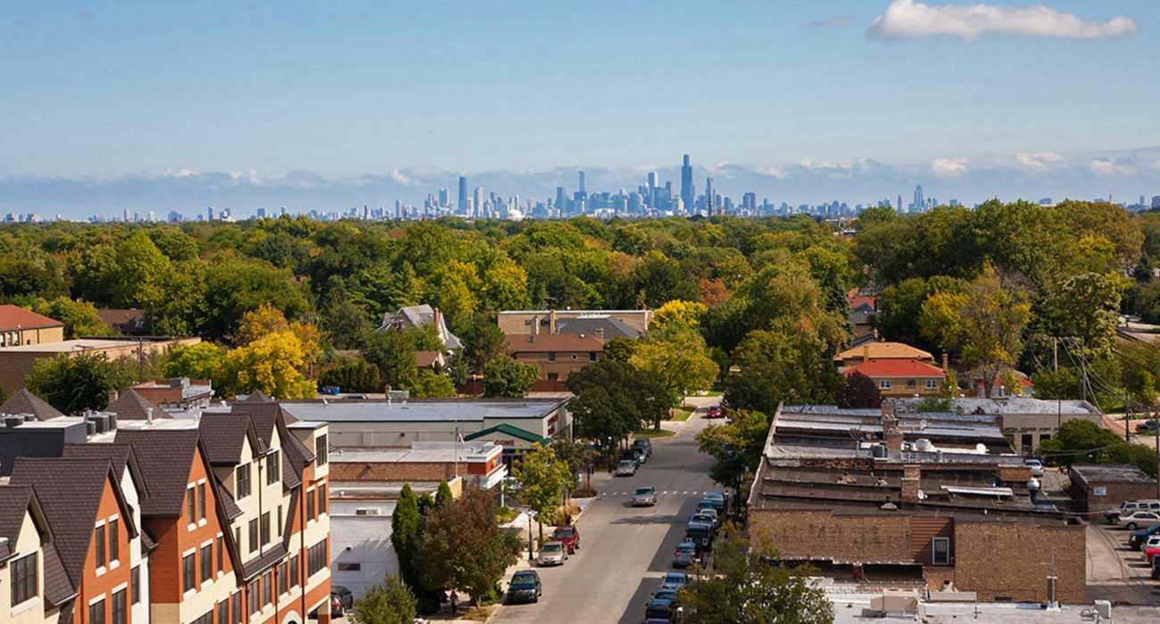 oak park chicago glasnik