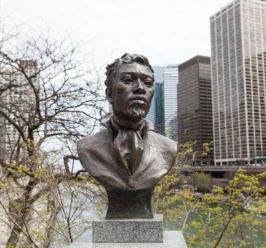 prvi stanovnik cikaga chicago glasnik