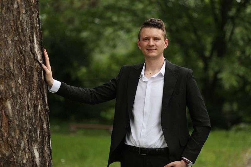 Stefan Unić dobio priznanje za najboljeg mladog naučnika, inovatora i istraživača na svetu!