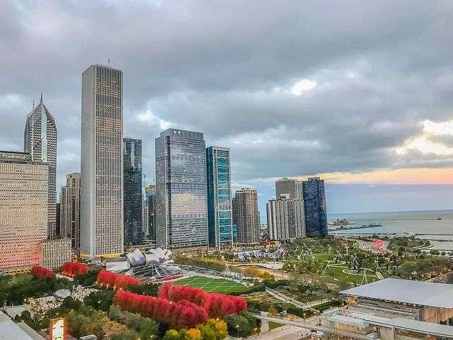 milenium park u cikagu chicago glasnik
