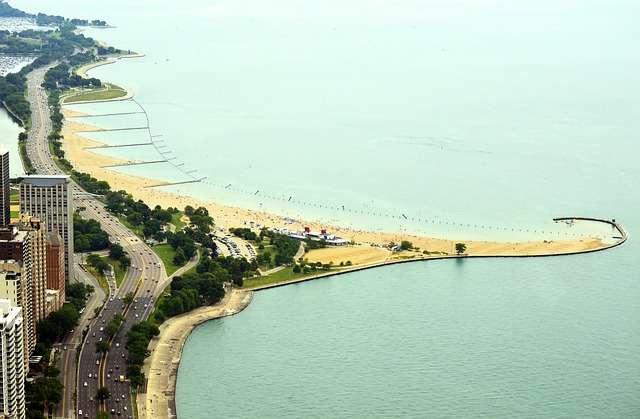 Plaže, bazeni i igrališta u Čikagu neće se otvoriti pre 4. jula