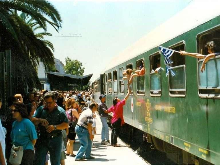 Malo poznata priča o prijateljstvu i gostoprimstvu grčkog naroda tokom 90-ih