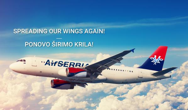 Air Serbia povećava broj letova na relaciji Beograd – Njujork