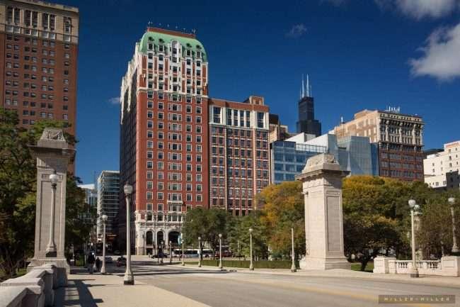 Hotel Blackstone Chicago Glasnik