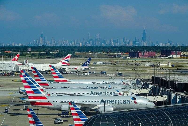 Predstavljena nova karantinska lista za putnike koji dolaze u Čikago