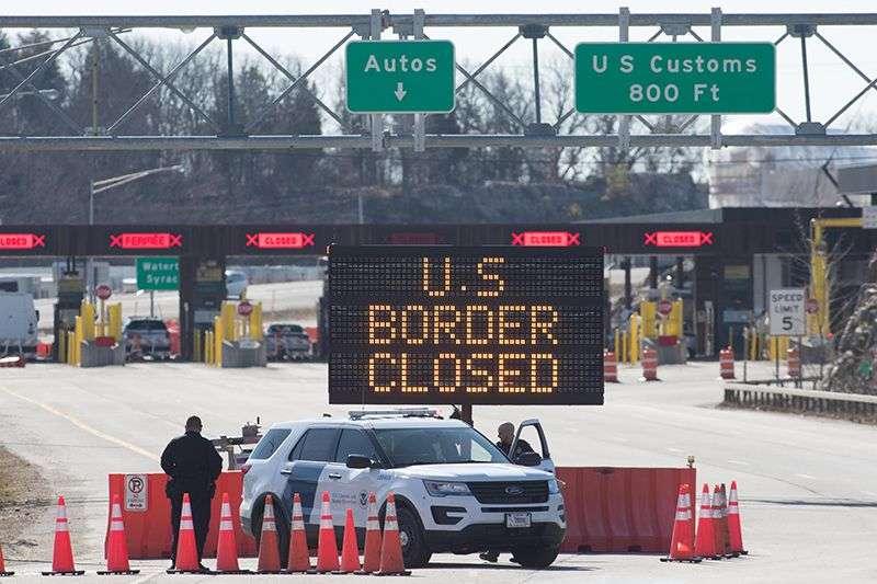 Kanadsko-američka granica ostaje zatvorena do 21. septembra