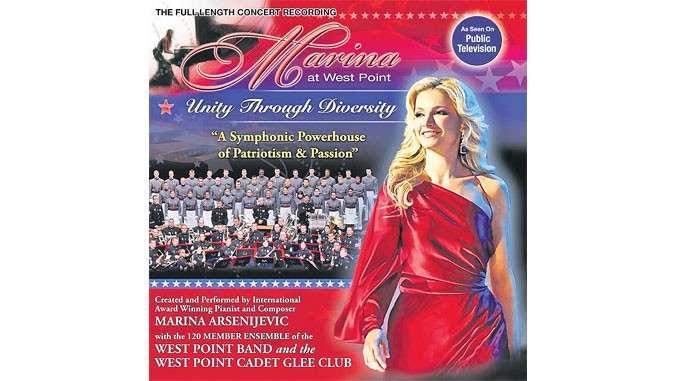 Marina Arsenijević, čuvena srpska pijanistkinja održala koncert u čast srpsko-američkog prijateljstva