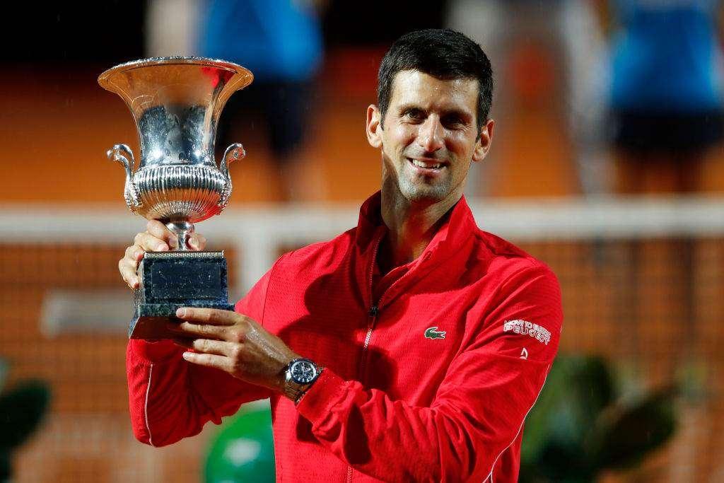 Novak Đoković osvojio petu titulu u Rimu!