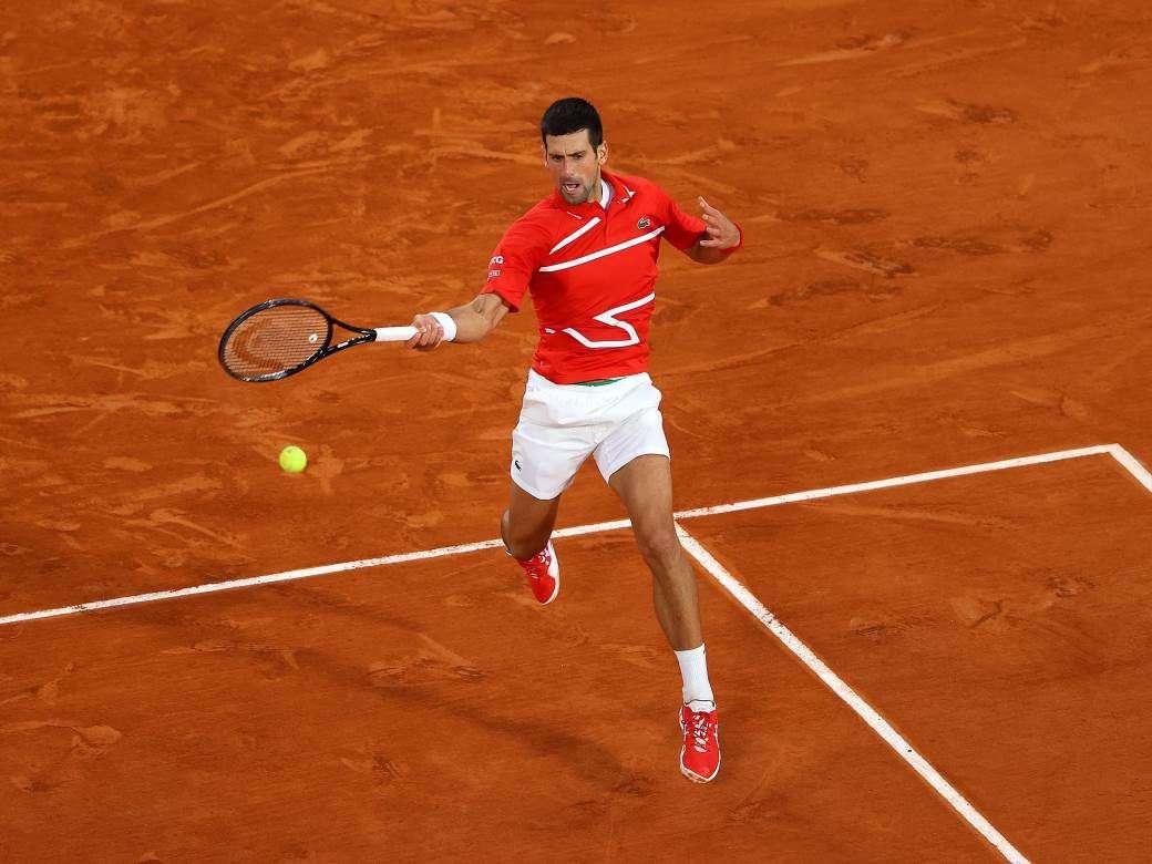 Novak Đoković u finalu Rolan Garosa!