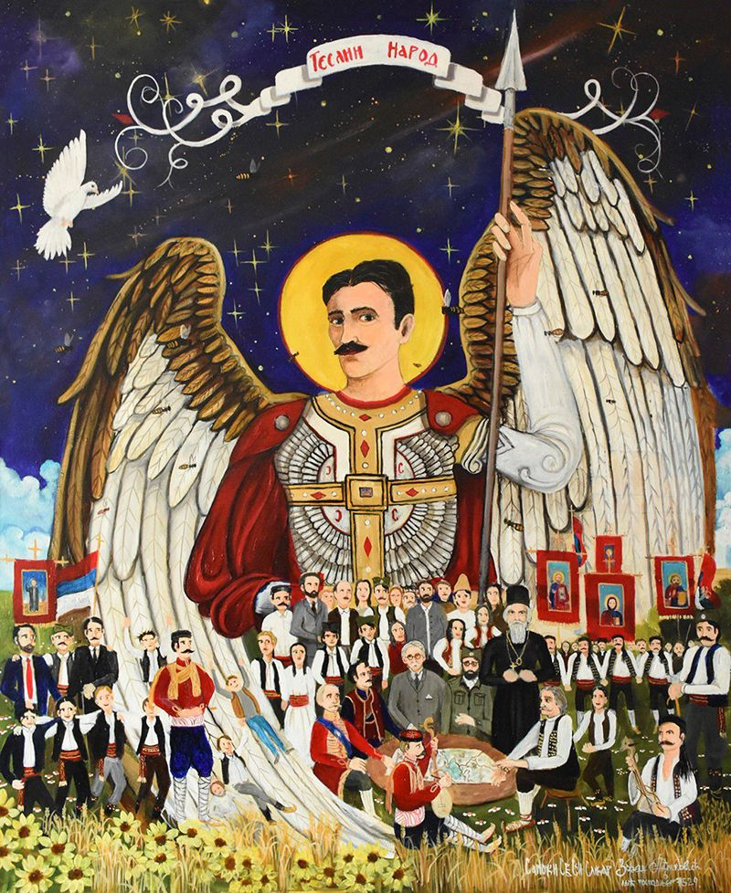 Teslin Narod – Učestvujte u najvećem projektu srpske dijaspore u istoriji