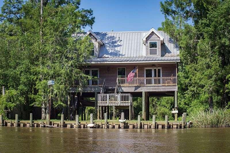 Zbog čega se kuće u Americi prave od drveta?