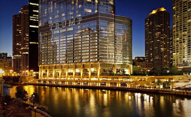 trump tower chicago glasnik