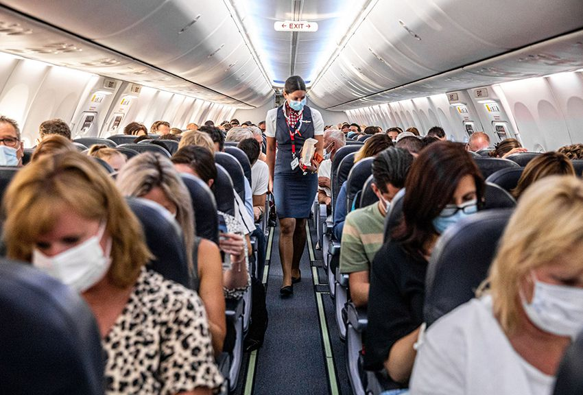 Zbog nove vrste Covida19 razmatra se uvođenje restriktivnih mera za letove unutar SAD