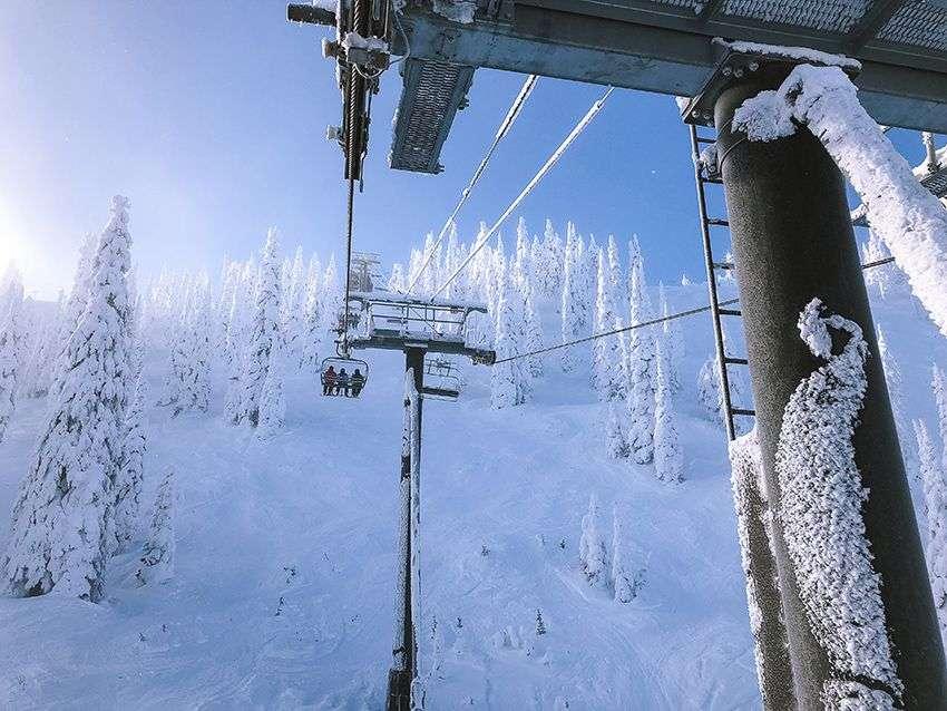 Najbolje ski destinacije u blizini Čikaga za 2021. godinu
