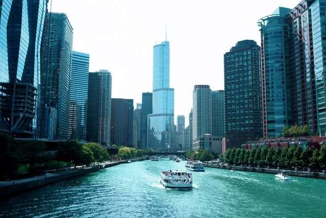 Legendarni brod Wendella otvorio sezonu turističkih oblilazaka u Čikagu