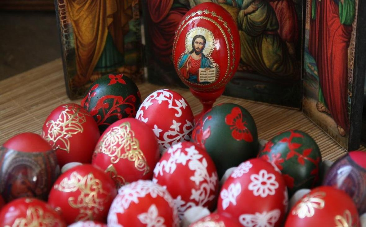 Danas je Vaskrs. Hristos Vaskrese svima pravoslavnim vernicima