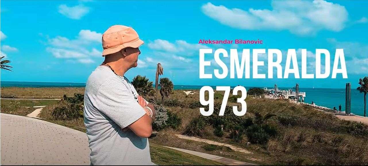 """Promocija nove knjige Aleksandra Bilanovića, """"Esmeralda 973"""" u Čikagu 12. maja"""
