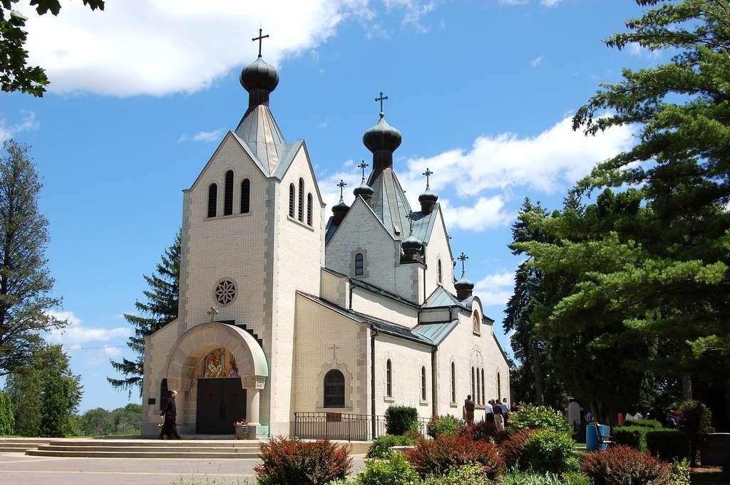 Istorija Srpske Pravoslavne Crkve u Sjedinjenim Državama
