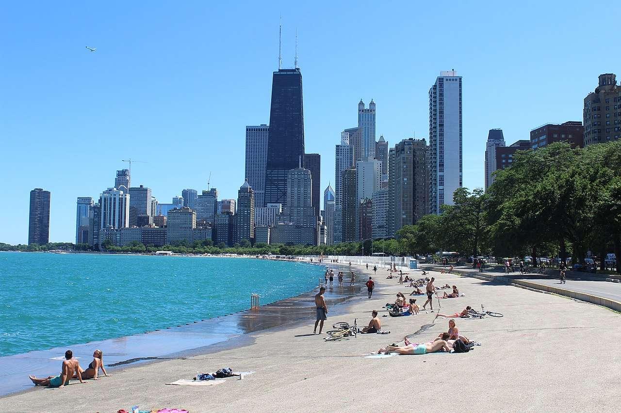 10 najboljih plaža u Čikagu