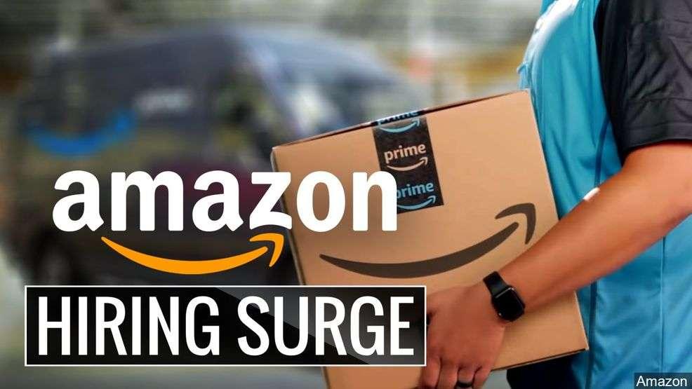 Amazon zapošljava 125 000 radnika širom Amerike. Najavljeni visoki bonusi i beneficije