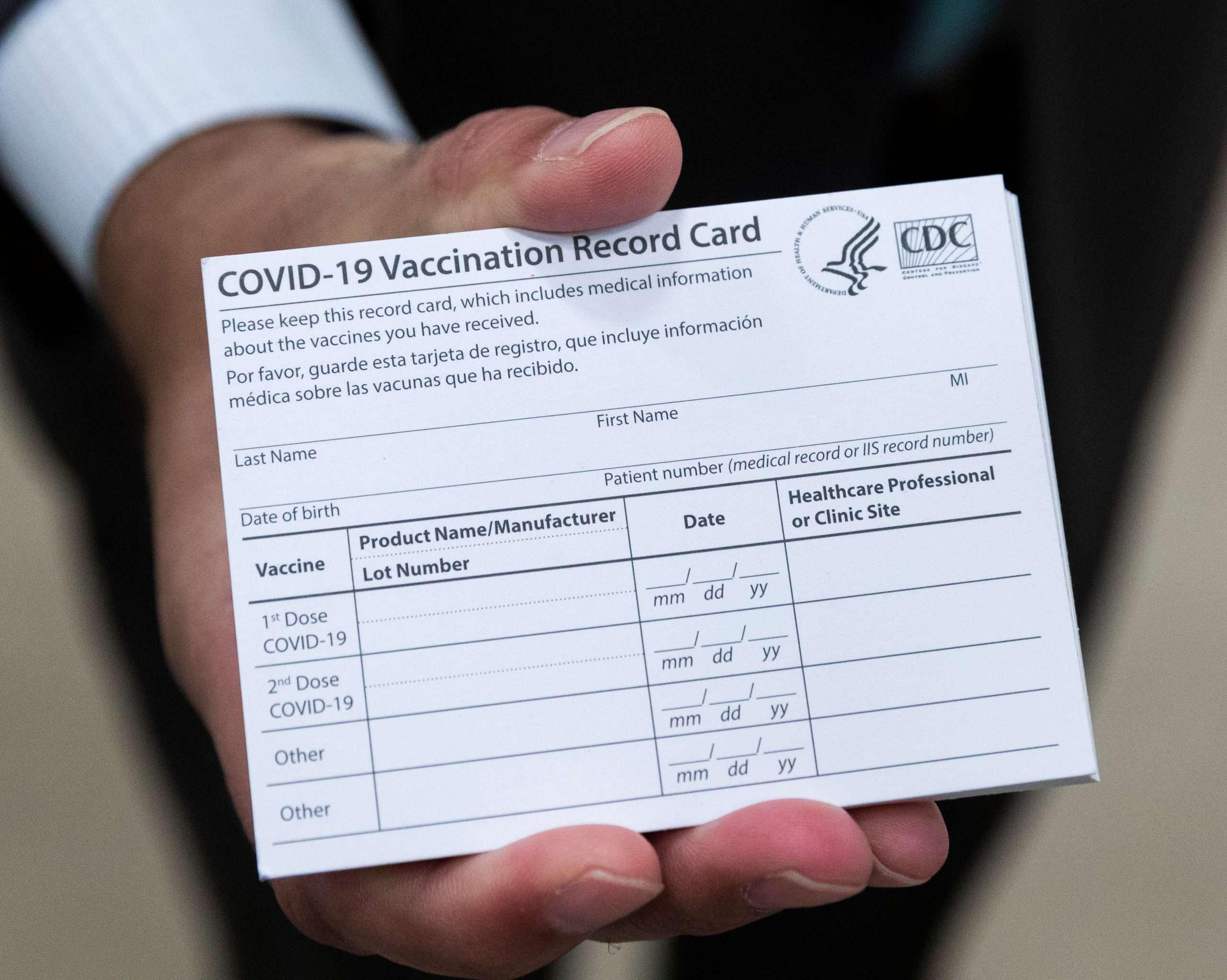 USCIS zvanično potvrdio zahtev CDC-a. Svi kandidati za zelenu kartu od 1. oktobra moraju biti  u potpunosti vakcinisani